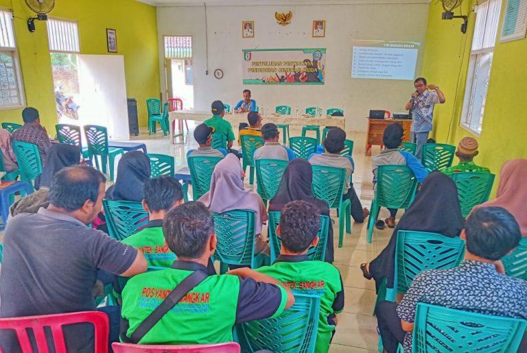 Pekon Parerejo Adakan Penyuluhan Pendidikan Bagi Generasi Muda