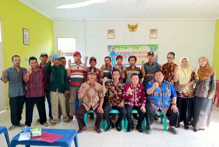 Pekon Parerejo Adakan Pelatihan Kelompok Usaha dan Berikan Bantuan Mesin Molen