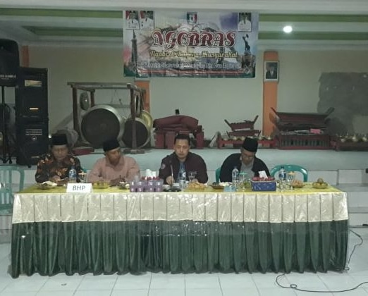 "Camat Gadingrejo Launching Program ""Ngobras"""