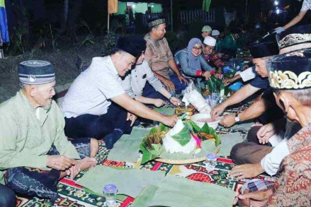 Sambut Tahun Baru Islam, Pekon Wonodadi Gelar Tasyakuran